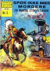 Cover for Star Western (Illustrerte Klassikere / Williams Forlag, 1964 series) #22