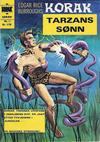Cover for Korak (Illustrerte Klassikere / Williams Forlag, 1966 series) #28