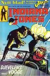 Cover for Indiana Jones (Semic, 1984 series) #2/1984