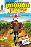 Cover for Indiana Jones (Semic, 1984 series) #4/1985