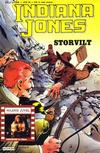 Cover for Indiana Jones (Semic, 1984 series) #4/1986