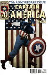 Cover for Captain America (Marvel, 2005 series) #616 [Direct Edition]