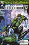 Cover for Green Lantern: Emerald Warriors (DC, 2010 series) #8 [Tyler Kirkham Variant Cover]