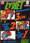 Cover for Lynet (Serieforlaget / Se-Bladene / Stabenfeldt, 1967 series) #6/1968