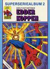 Cover for Edderkoppen Superseriealbum (Atlantic Forlag, 1979 series) #2