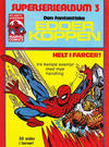 Cover for Edderkoppen Superseriealbum (Atlantic Forlag, 1979 series) #3