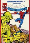 Cover for Edderkoppen Superseriealbum (Atlantic Forlag, 1979 series) #5