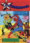 Cover for Edderkoppen (Atlantic Forlag, 1978 series) #7/1980