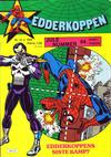 Cover for Edderkoppen (Atlantic Forlag, 1978 series) #12/1979