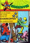 Cover for Edderkoppen (Atlantic Forlag, 1978 series) #8/1980
