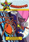 Cover for Edderkoppen (Atlantic Forlag, 1978 series) #11/1981
