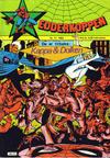 Cover for Edderkoppen (Atlantic Forlag, 1978 series) #11/1983