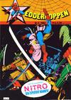 Cover for Edderkoppen (Atlantic Forlag, 1978 series) #4/1983