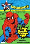 Cover for Edderkoppen (Atlantic Forlag, 1978 series) #7/1984