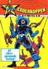 Cover for Edderkoppen (Atlantic Forlag, 1978 series) #9/1984