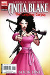 Cover for Anita Blake: The Laughing Corpse - Book One (Marvel, 2008 series) #1