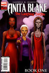 Cover for Anita Blake: The Laughing Corpse - Book One (Marvel, 2008 series) #3