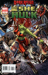 Cover Thumbnail for All New Savage She-Hulk (2009 series) #1 [2nd Printing Variant]