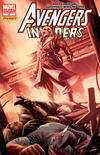 Cover for Avengers/Invaders (Marvel, 2008 series) #10 [Breitweiser]