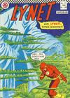 Cover for Lynet (Serieforlaget / Se-Bladene / Stabenfeldt, 1967 series) #11/1968
