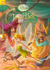 Cover for Disney Fairies (NBM, 2010 series) #5 - Tinker Bell and the Pirate Adventure