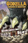 Cover for Godzilla: Kingdom of Monsters (IDW, 2011 series) #1 [That's Entertainment Cover]