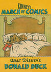 Cover Thumbnail for March of Comics (1946 series) #56 [Kinney's Shoes Variant]