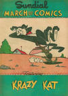 Cover Thumbnail for March of Comics (1946 series) #72 [Sundial Variant]