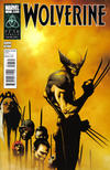 Cover for Wolverine (Marvel, 2010 series) #7