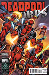 Cover for Deadpool Corps (Marvel, 2010 series) #12 [Liefeld Cover]