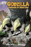 Cover Thumbnail for Godzilla: Kingdom of Monsters (2011 series) #1 [Super-Fly Comics & Games Cover]