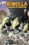 Cover Thumbnail for Godzilla: Kingdom of Monsters (2011 series) #1 [Ssalefish Comics Cover]
