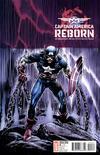 Cover Thumbnail for Captain America: Reborn (2009 series) #4 [Joe Kubert Variant Cover]