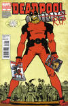 Cover for Deadpool Corps (Marvel, 2010 series) #12 [Young Cover]