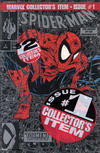 Cover Thumbnail for Spider-Man (1990 series) #1 [Direct Edition]