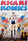 Cover for Khaki Komics (Centaur, 1941 series) #[nn]