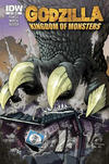 Cover Thumbnail for Godzilla: Kingdom of Monsters (2011 series) #1 [I Want More Comics Cover]