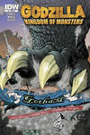 Cover Thumbnail for Godzilla: Kingdom of Monsters (2011 series) #1 [Gotham Collectibles Cover]