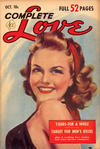 Cover for Complete Love Magazine (Ace Magazines, 1951 series) #v26#4 [160]