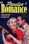 Cover for Popular Romance (Pines, 1949 series) #19