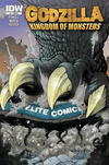 Cover Thumbnail for Godzilla: Kingdom of Monsters (2011 series) #1 [Elite Comics Cover]