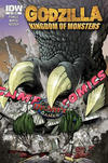 Cover Thumbnail for Godzilla: Kingdom of Monsters (2011 series) #1 [Dr. No's Comics & Games Superstore Cover]