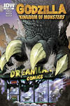 Cover Thumbnail for Godzilla: Kingdom of Monsters (2011 series) #1 [Dreamland Comics Cover]