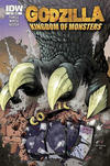 Cover Thumbnail for Godzilla: Kingdom of Monsters (2011 series) #1 [Corner Store Comics & Beach Ball Comics Cover]