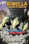 Cover Thumbnail for Godzilla: Kingdom of Monsters (2011 series) #1 [Comic Oasis Cover]
