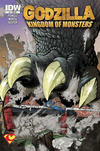 Cover Thumbnail for Godzilla: Kingdom of Monsters (2011 series) #1 [Clem's Cover]