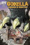Cover Thumbnail for Godzilla: Kingdom of Monsters (2011 series) #1 [Buy Me Toys Cover]