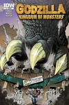 Cover Thumbnail for Godzilla: Kingdom of Monsters (2011 series) #1 [Big Easy Comics Cover]
