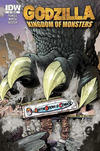 Cover Thumbnail for Godzilla: Kingdom of Monsters (2011 series) #1 [Austin Books & Comics]
