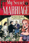 Cover for My Secret Marriage (Superior, 1953 series) #11